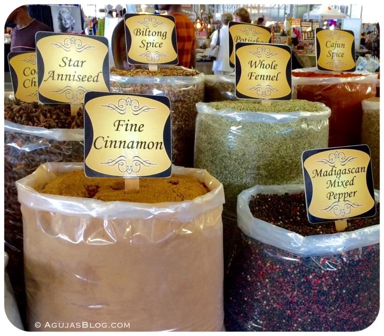 Rosebank Roof Market Spices
