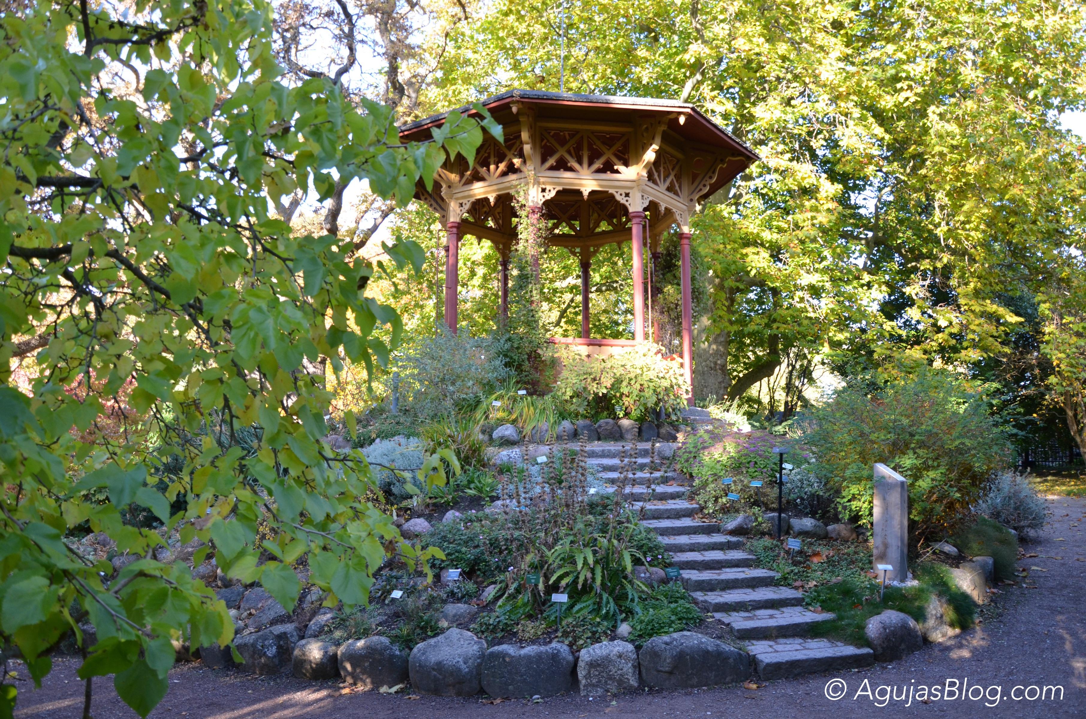 Botanical Gardens - Gazebo