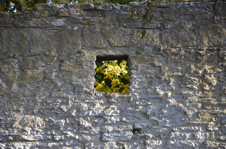 Visby Medieval Wall Lookout