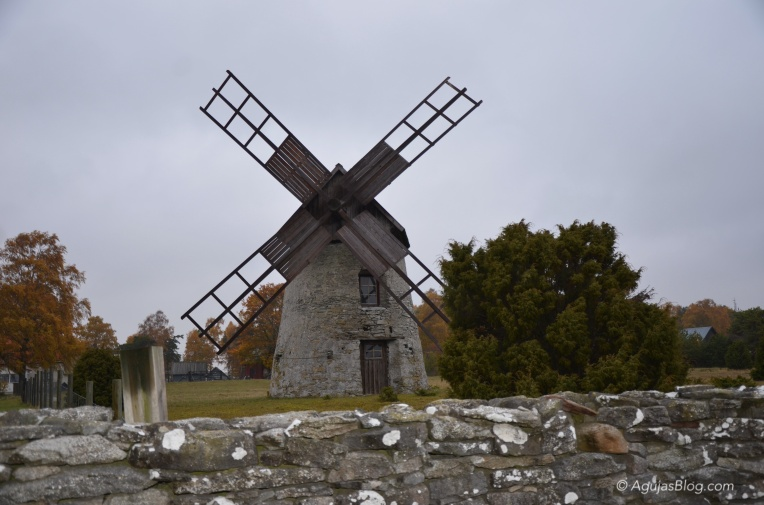 Windmill on Fårö