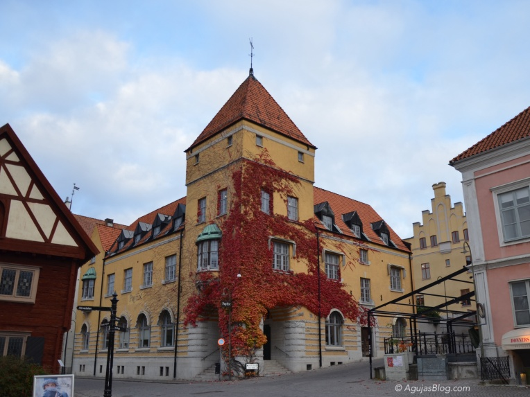 Fall in Visby 3