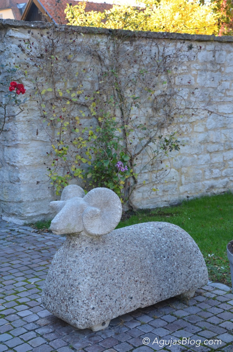 Sheep Statues in Visby 2