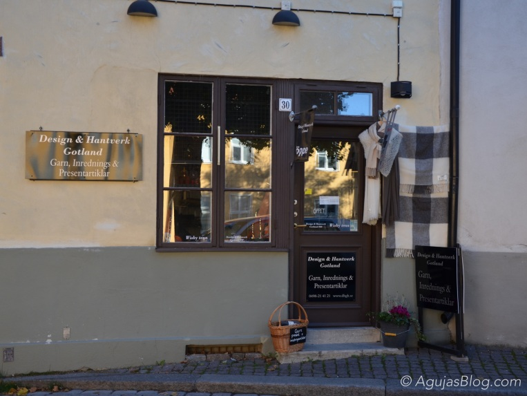 Design & Hantverk Gotland - Storefront