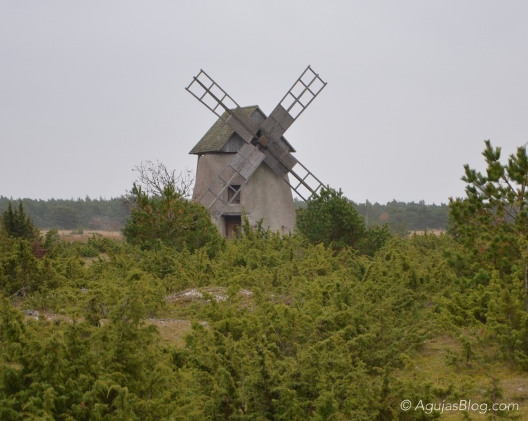 Windmill at Langhammars