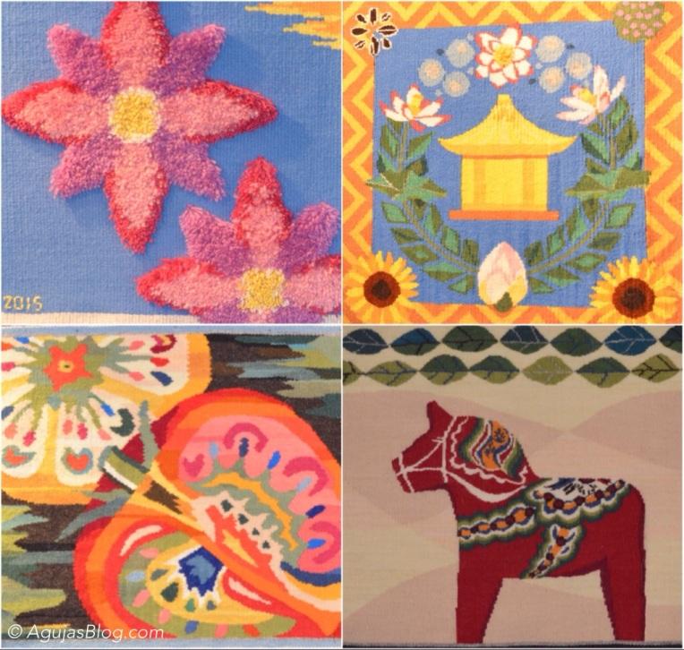 Wålstedts Textile Art Contest 2015 - 1