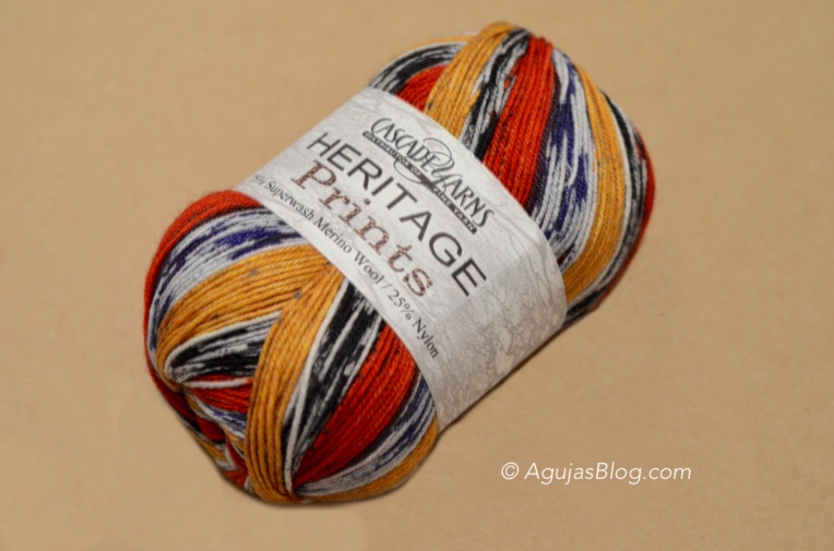 Heritage Prints by Cascade Yarns from Yarn Barn