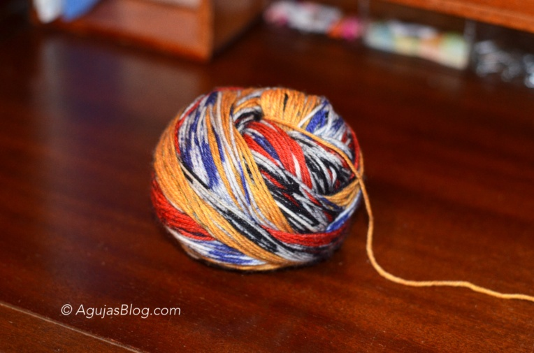 Heritage Prints - Ball of Yarn