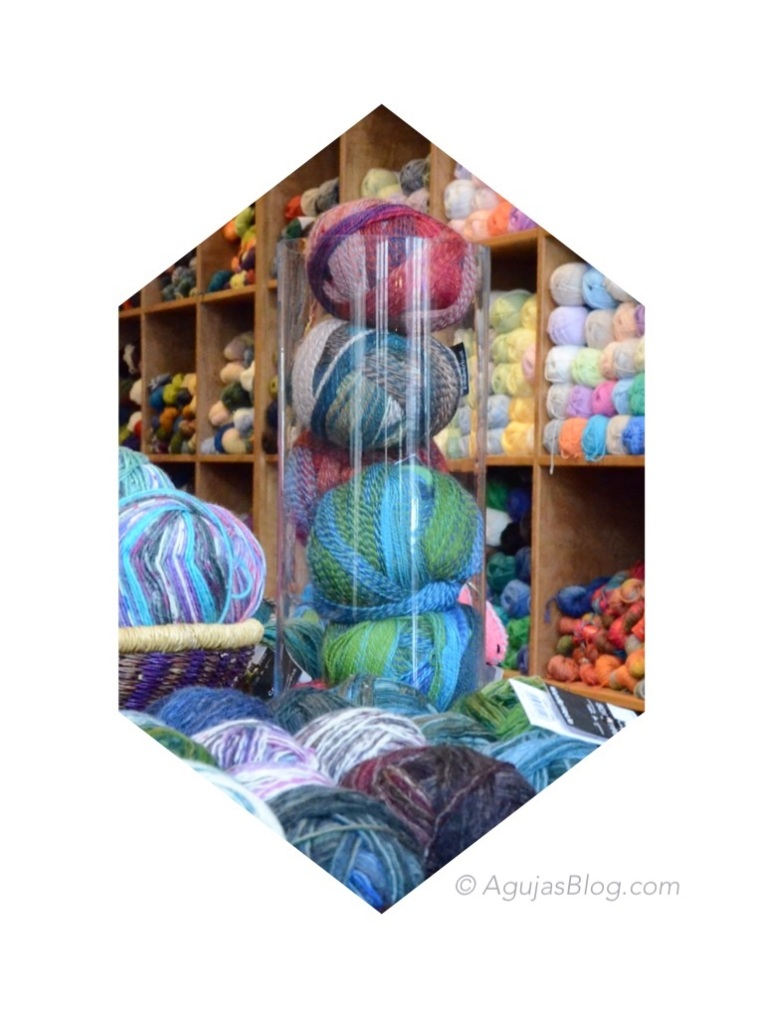 The Quilted Skein - Sock Yarn