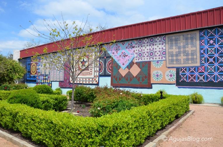 Quilt Museum Exterior
