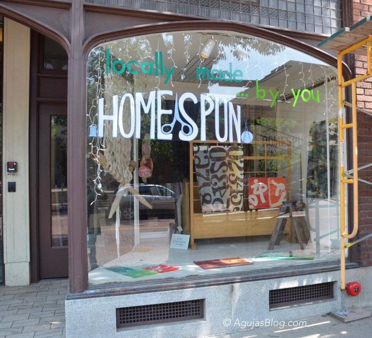 Homespun Boutique - Ithaca, NY