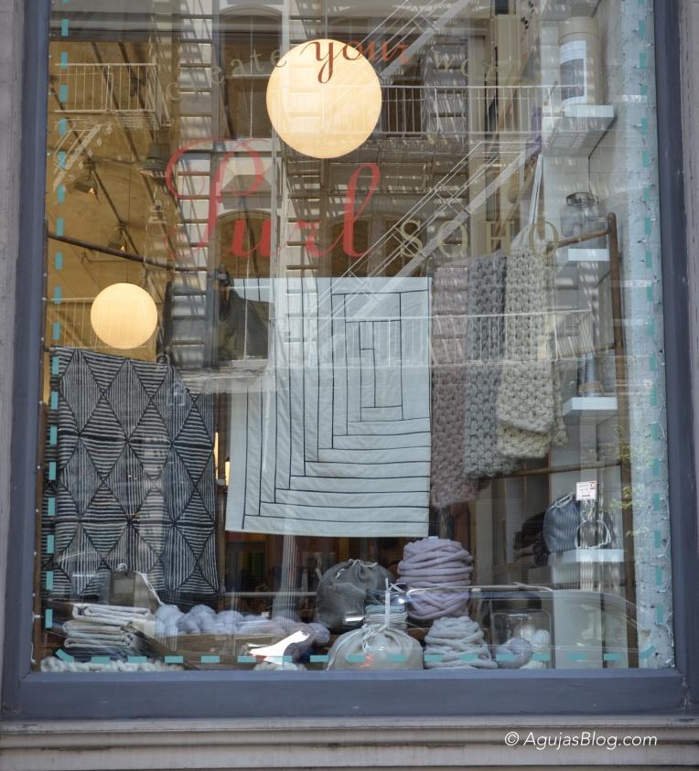 Purl Soho - Window