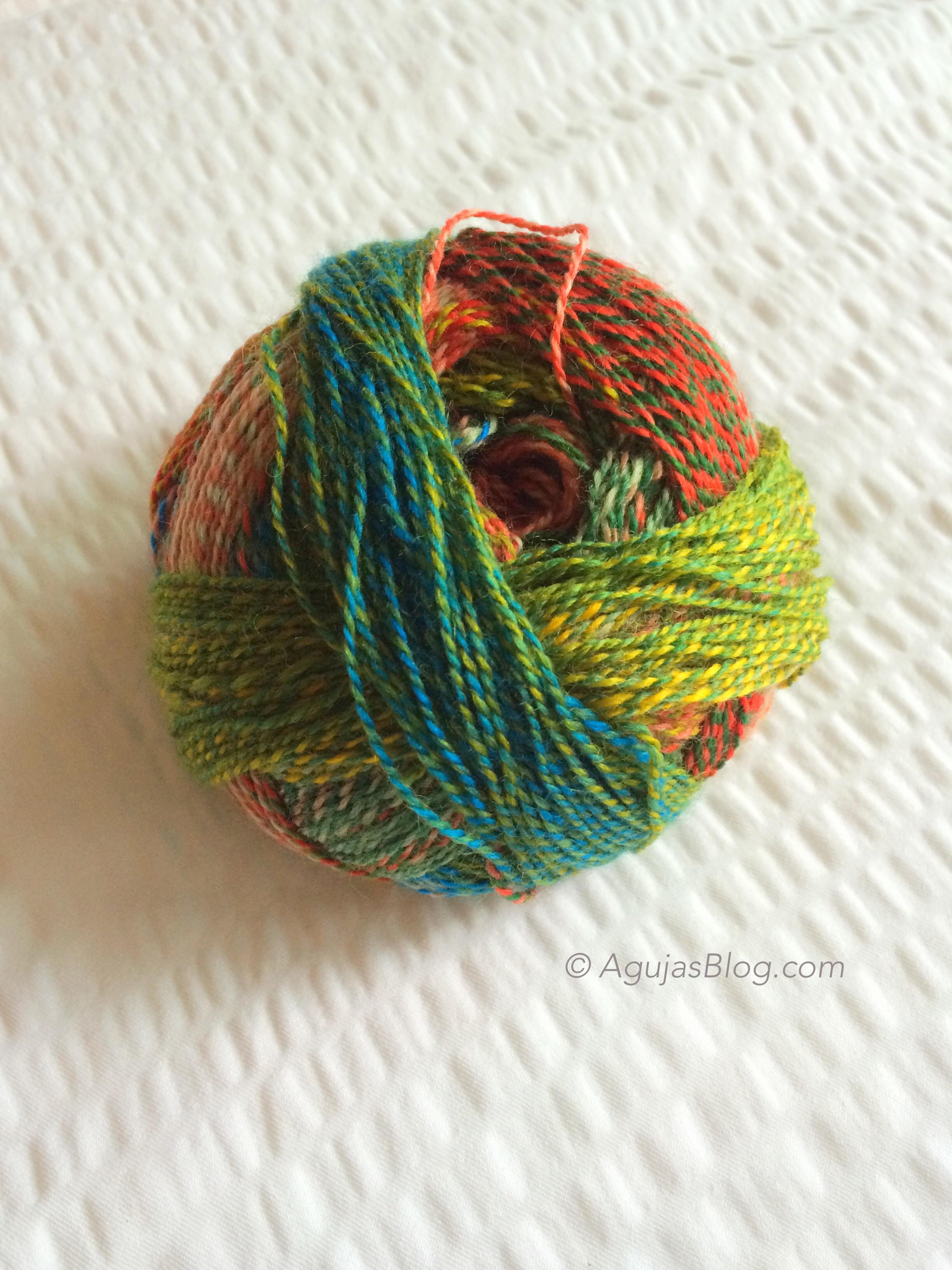 Yarn from Downtown Yarns