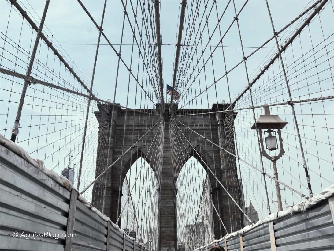Brooklyn Bridge - upgrades
