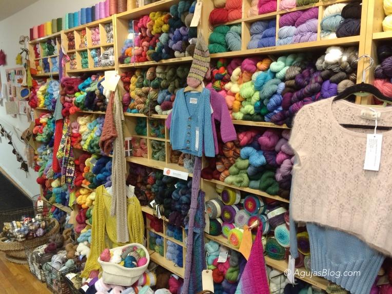 Knitty City - Yarn Cubbies