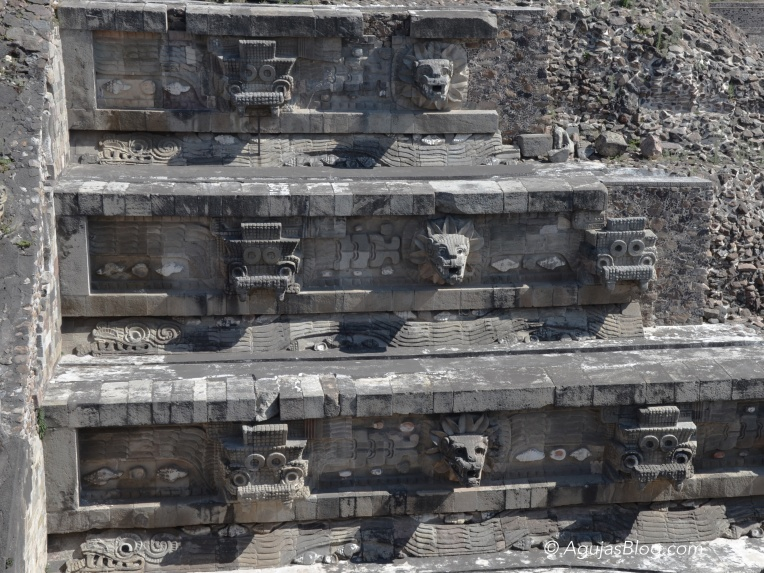 Temple of the Feathered Serpent - Wall