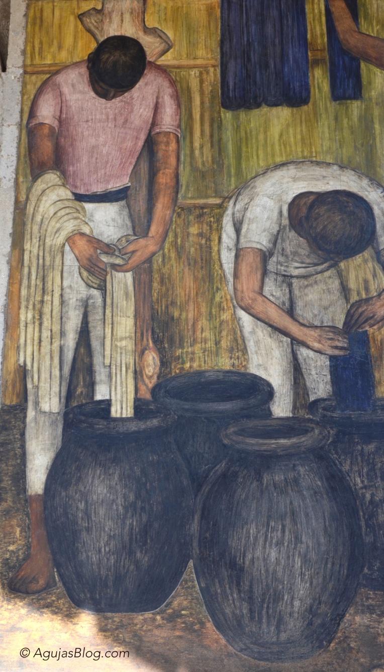 Los Tintoreros 3