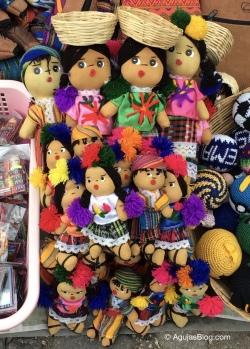 Munecas Mayas